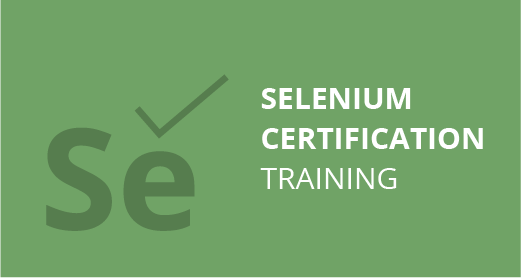 Selenium Certification